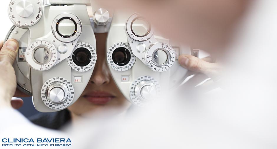 Settimana della salute controlli gratuiti della vista per for Ricette per tutti i giorni della settimana