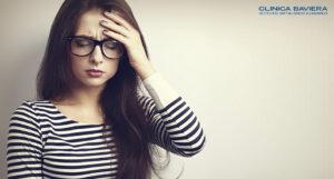 Lo stress può causare problemi alla vista?