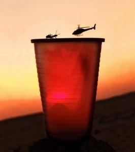 L'elicottero zanzara