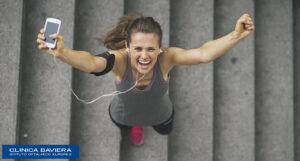 Ripresa dell'attività fisica dopo una chirurgia laser