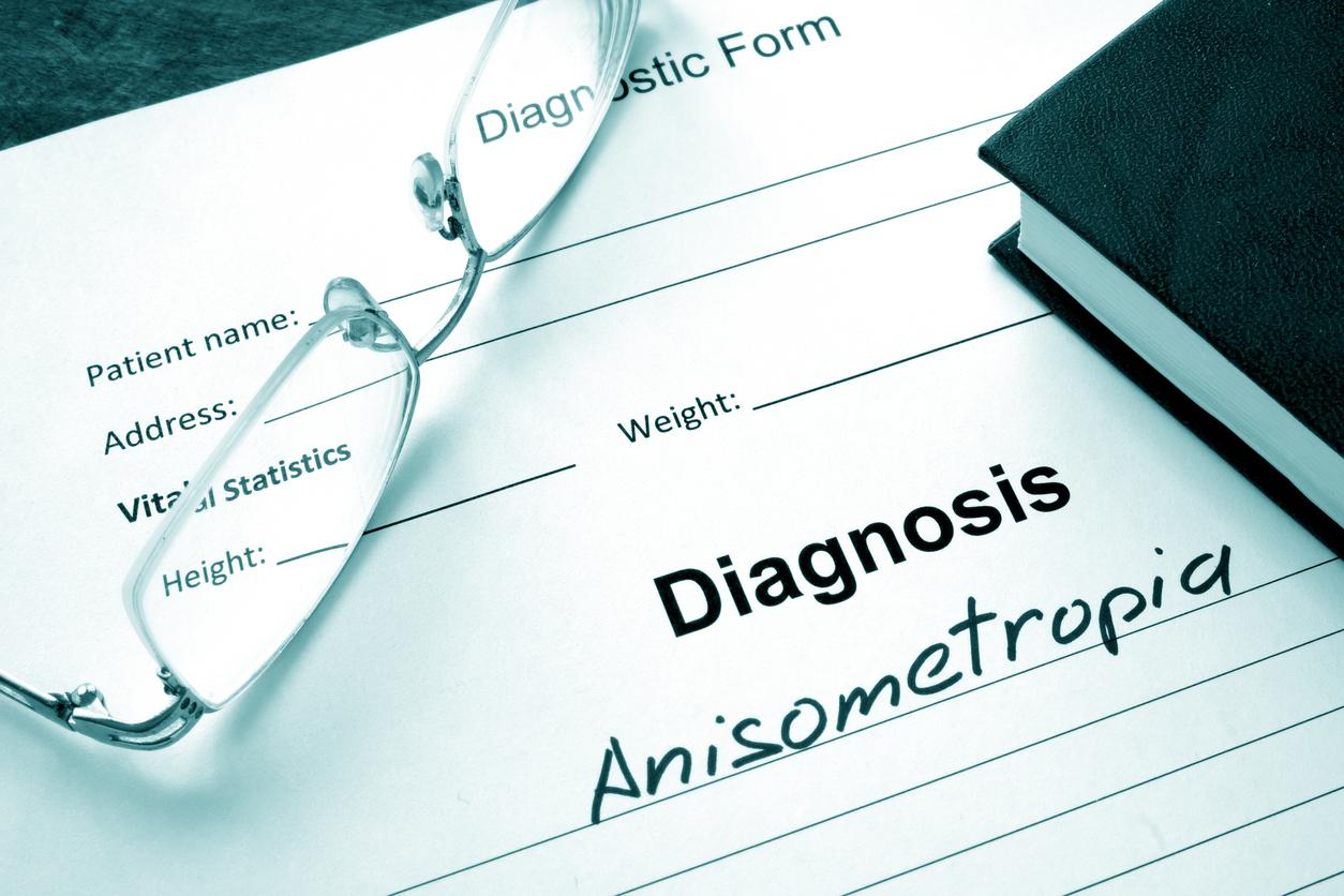 Anisometropia e Aniseiconia