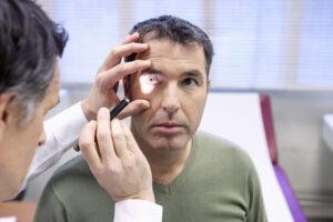 Corioretinopatia sierosa centrale o coroidite e il suo trattamento
