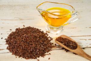 Benefici dell'olio di semi di lino, anche per gli occhi?